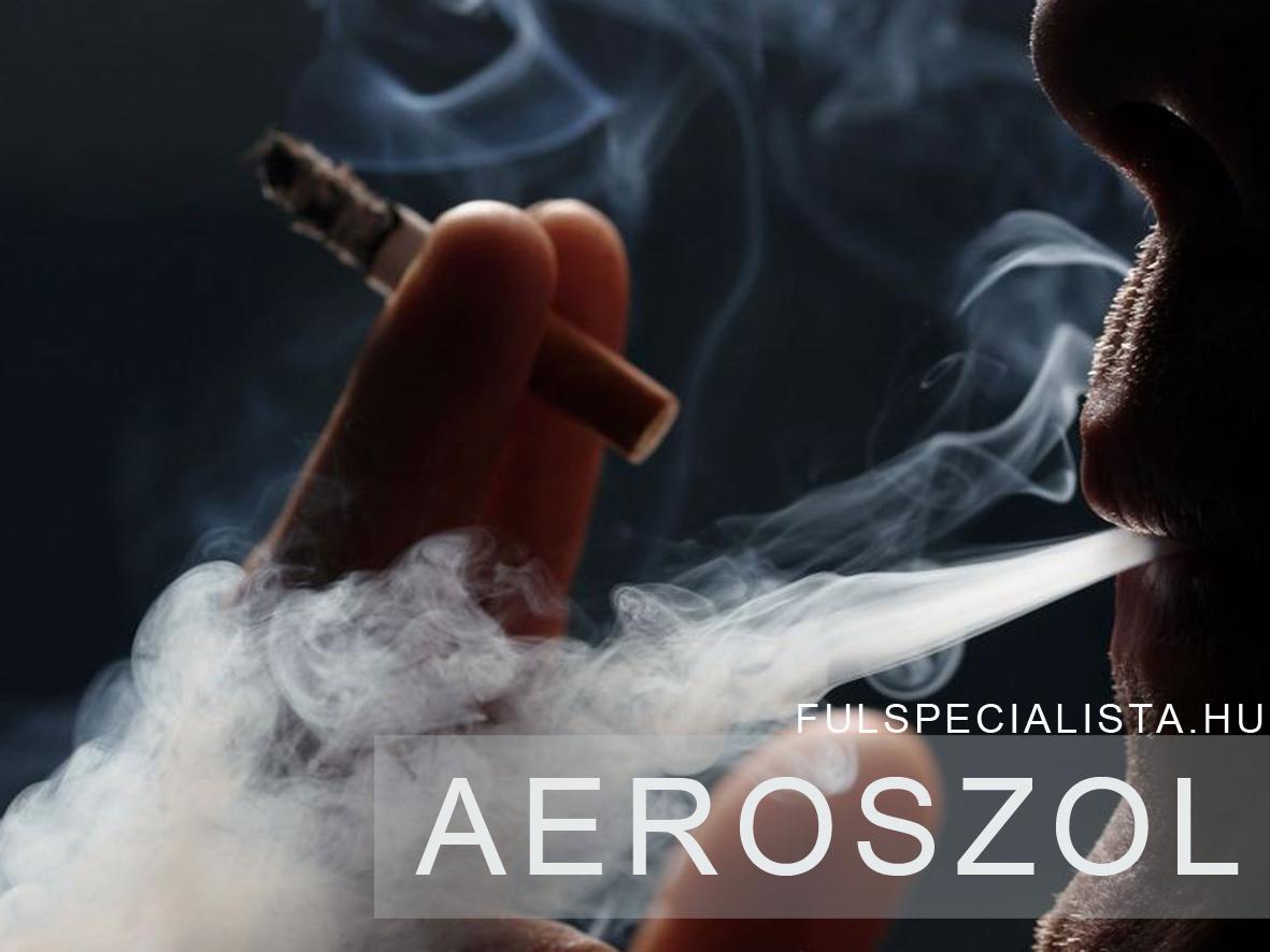 dohányzás a bronchitis kezelésében)