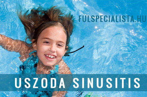 uszoda sinusitis