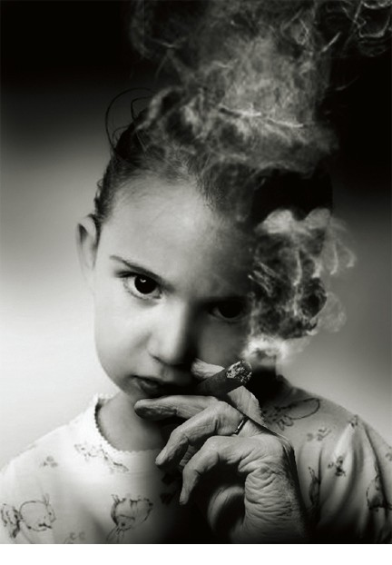 dohányzó gyermekek kezelése